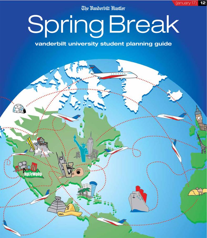 VU Spring Break Guide